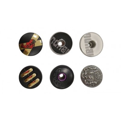 What are Metal Button Manufacturing Materials?