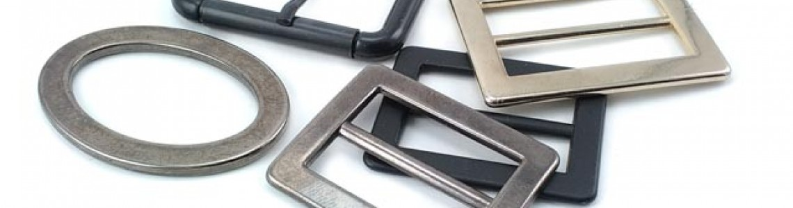 Metal Buckle Types | Color, Model and Price Options