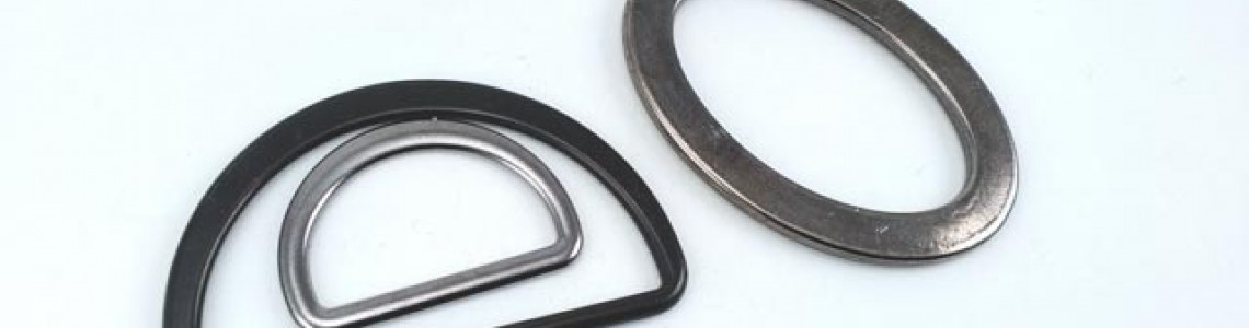 Zinc Frame - Ring Buckles - D Buckles Models and Types