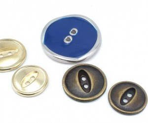 Two and Four Holes Sewing Button Models