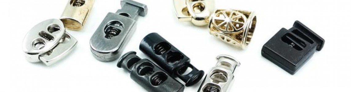 Metal Cord Lock Models | Types of Stoppers