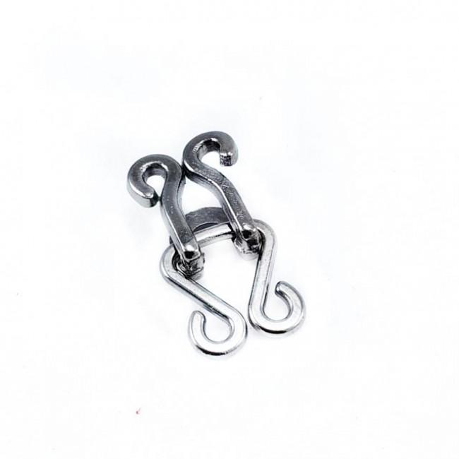 Metal agraf - 20 mm agraf kopça E 1762