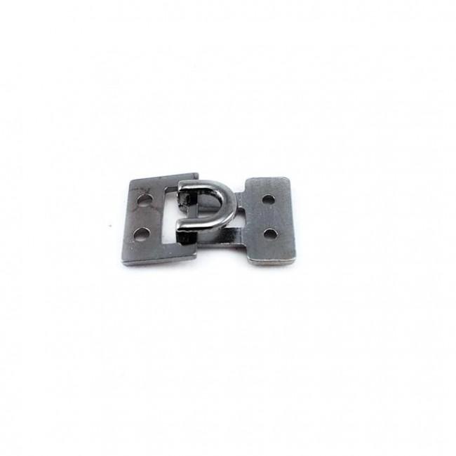 Metal agraf - 20 mm agraf kopça E 1763
