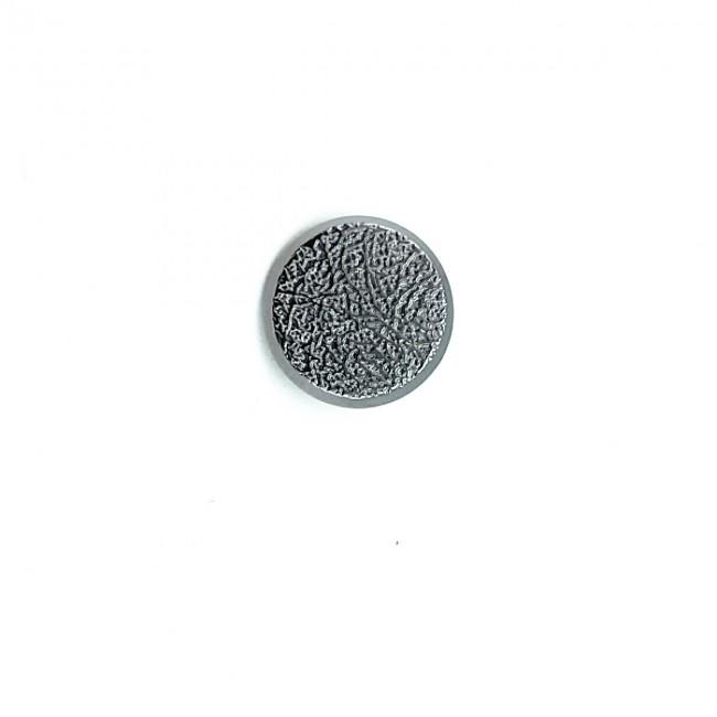 Ayaklı metal düğme 25 mm 40 ligne B 14