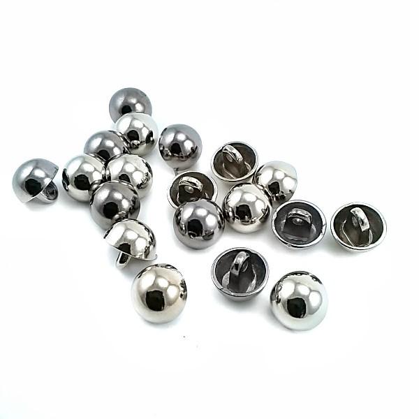 11 mm - 18 L Metal Shank Ball Button E 1092
