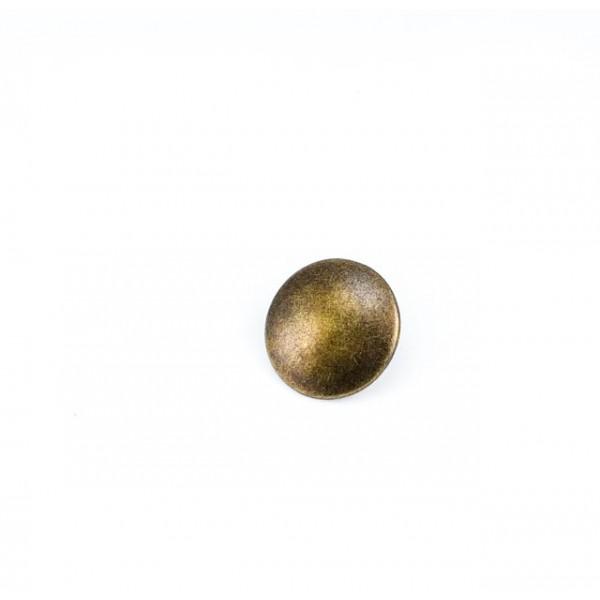 Plain Button with 17 mm - 28 size E 1196