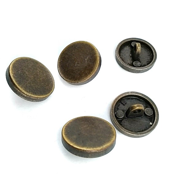18 mm - 28 size Patterned Footed Button E 1264