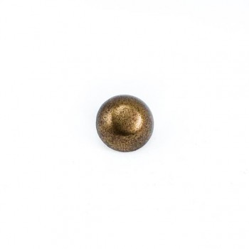 12 mm - 20 size Metal Foot Button E 1267
