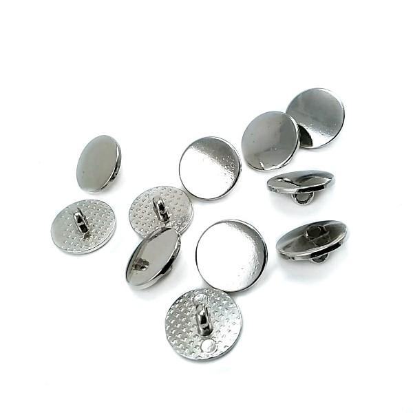 15 mm - 24 size Flat Foot Metal Button E 1283