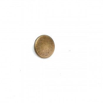 23 mm 37 Size Simple Footed Button Metal E 1322