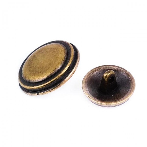 17 mm - 28 size Aesthetic Footed Button E 1329