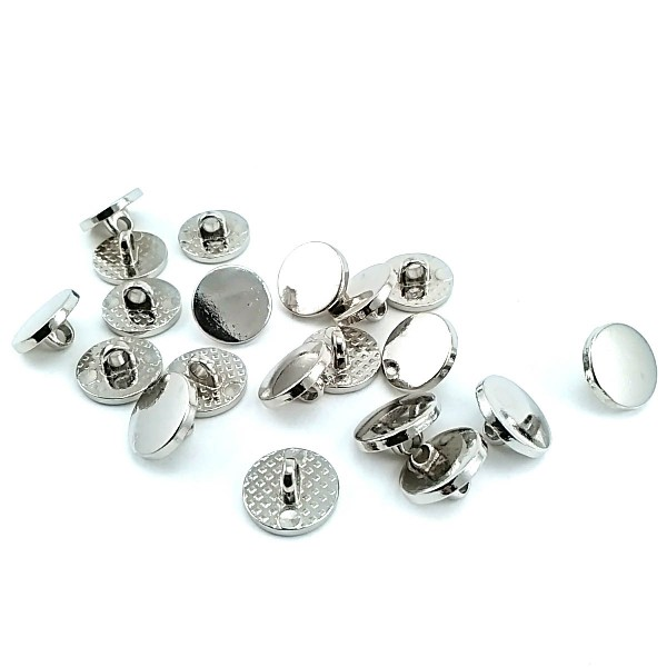 12.7mm - 21 size Simple Footed Button E 1346