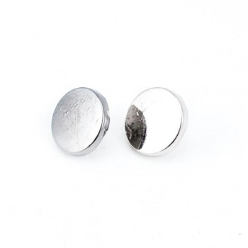 11 mm - 18 size Simple Footed Button E 1347