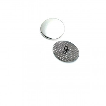 23 mm - 39 size Patterned No Logo Footed Button E 1400