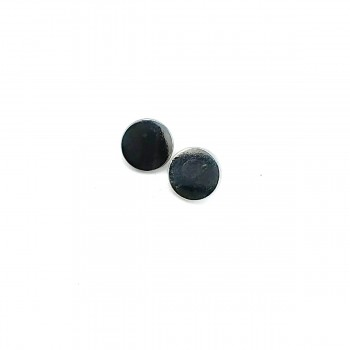 20 mm - 33 size Patterned Footed Button E 1401