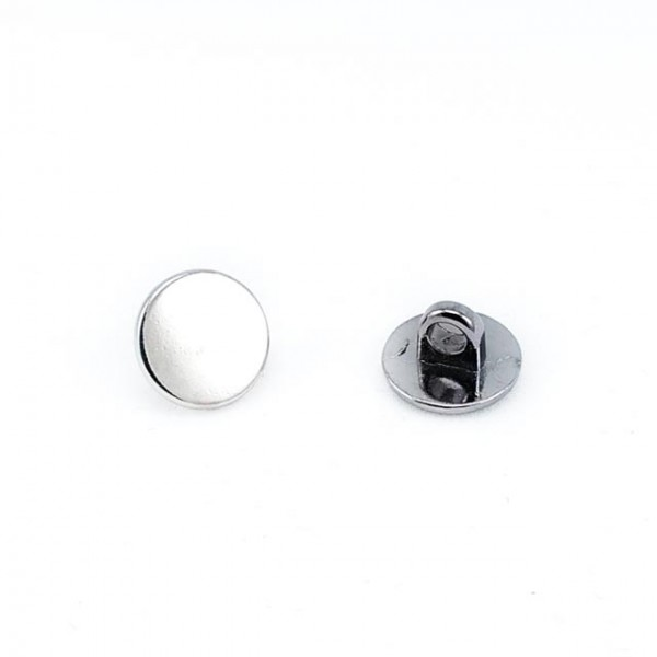 10 mm - 16 size Simple Footed Button E 1402