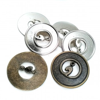 Coats and Leather Coats Button 44 mm - 72 L -  E 1409