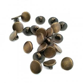 10 mm - 16 size Metal Foot Button E 1438