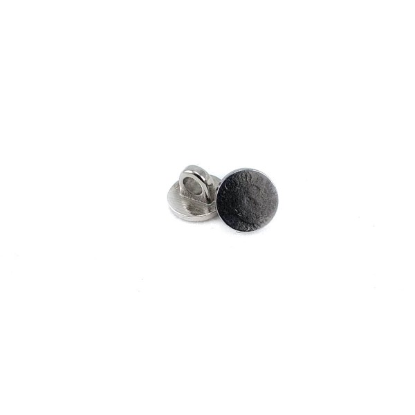 8 mm - 12 size Simple Footed Button E 1483