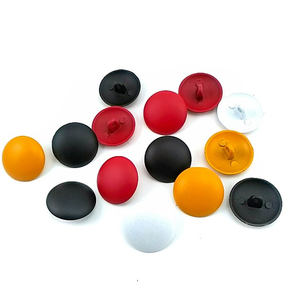 21 mm - 35 height plain overcoat and mantle button e 15
