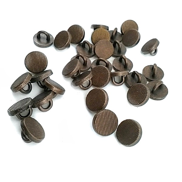 8.8 mm - 14 size Metal Aesthetic Foot Button E 1618