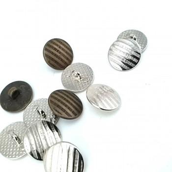 17 mm - 28 size Striped Foot Button E 1688
