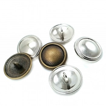 Round Patterned Stand 26 mm button 42 ligne E 2002