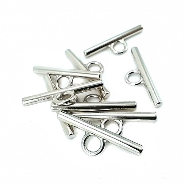 4 cm Stick Shape Shank Button E 2144