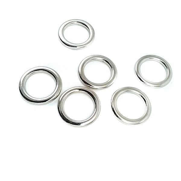 18.2 mm Zamak Ring Buckle E 2188