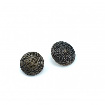 Cufflinks - blazer jacket patterned cufflinks 16 mm - 24 size E 259