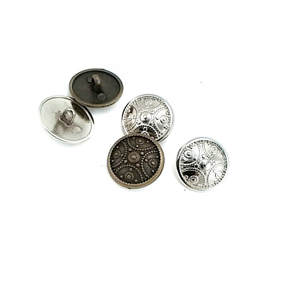 Blazer Design Metal Foot Button 22 mm - 36 size E 230