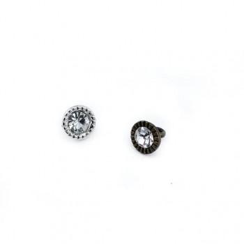8 mm - 13 size Shank button E 659