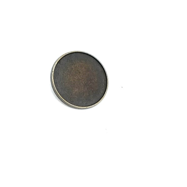 28.8mm Patterned Enamel Footed Button E 674