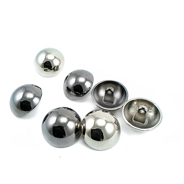 Metal Simple-footed Button 19MM E 86