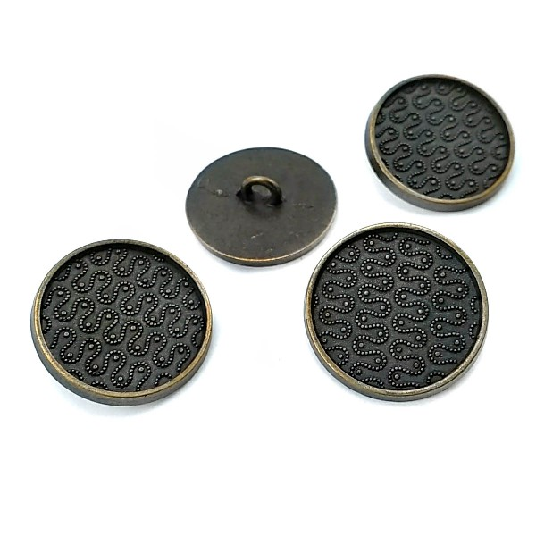 23MM - 36 Boy Aesthetic Overcoat and Mantle Button E 892