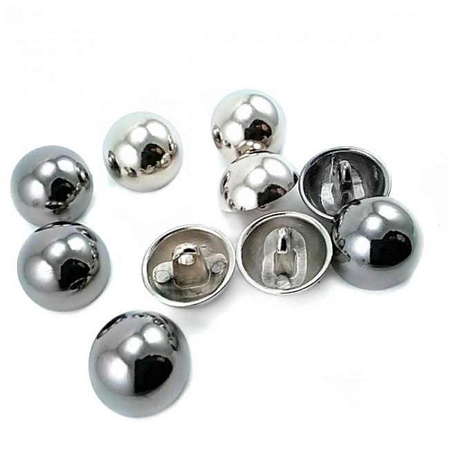 16 mm - 26 boy Yarım Küre Şekilli Ayaklı Düğme E 90