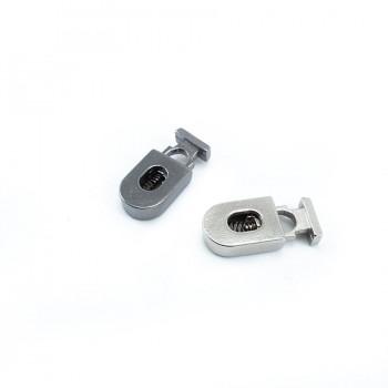 Cord lock single hole 20 mm E 2088