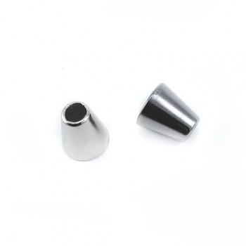 Metal cord end diameter 4 mm length 10 mm E 92
