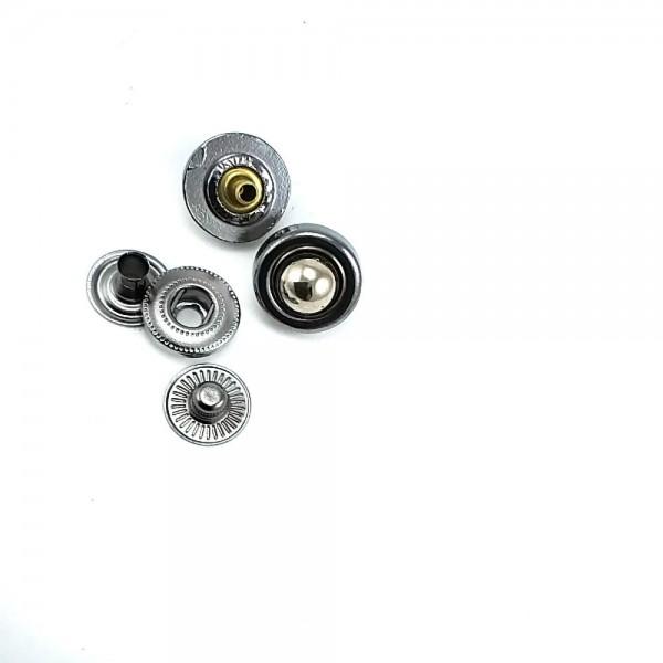 Metal snap button 14 mm / 22 size B 70