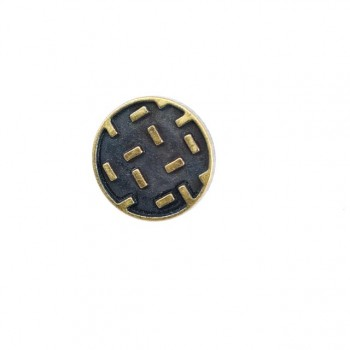 17 mm - 27 size Metal Classic and simple snap button E 1075