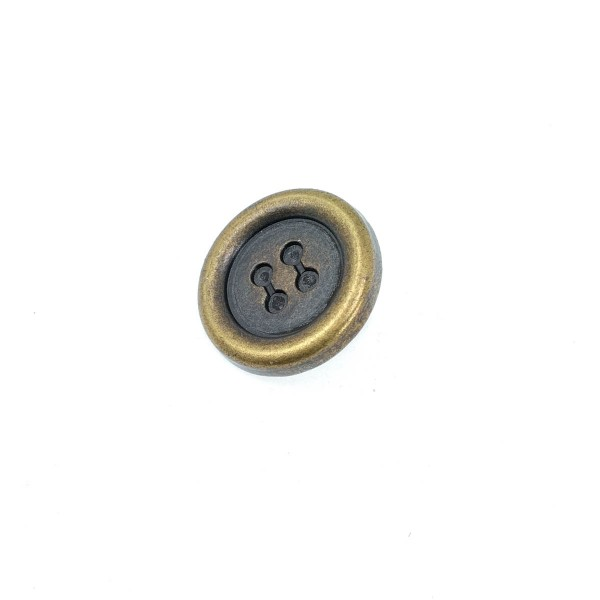 22 mm - 34 length Perforated Button Design Snap Button E 1504