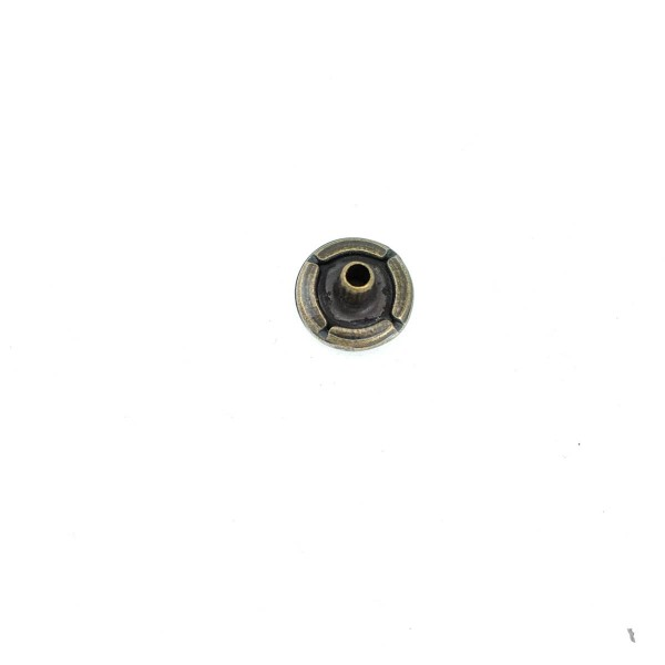 11 mm - 18 size Point Pattern Metal snap button E 1506