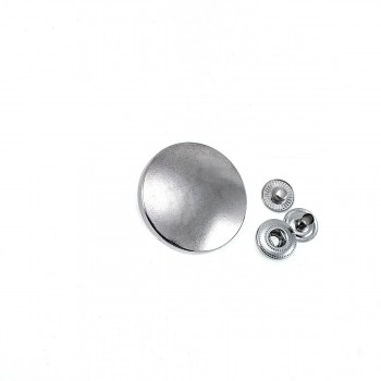 20 mm - 32 size Classic metal snap button E 1518
