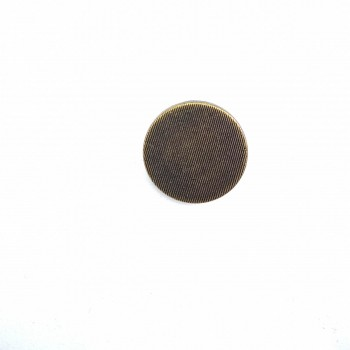 21 mm - 34 size Metal Lined snap button E 1528