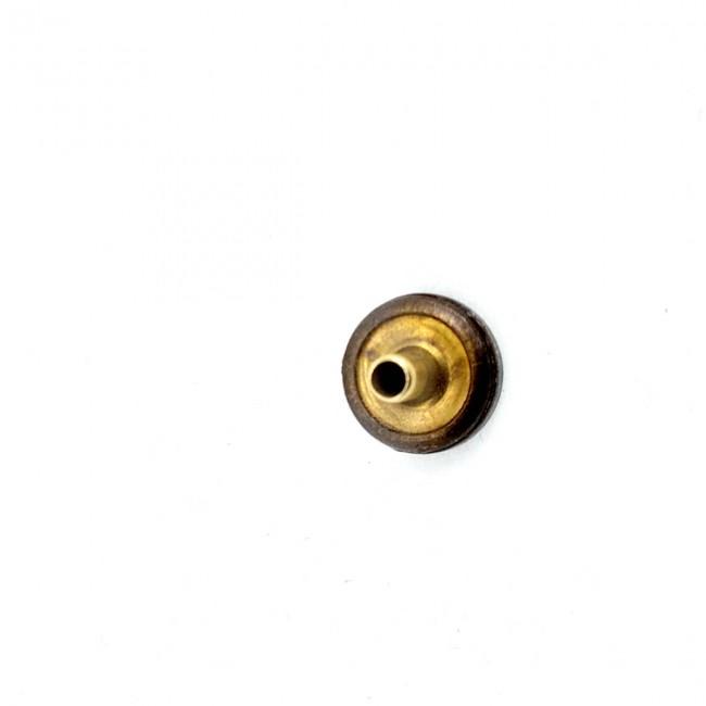 10 mm - 15 boy Sade Metal Çıtçıt düğme E 1876