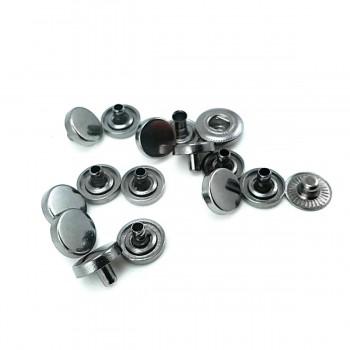 10 mm - 16 size Metal snap button E 1990