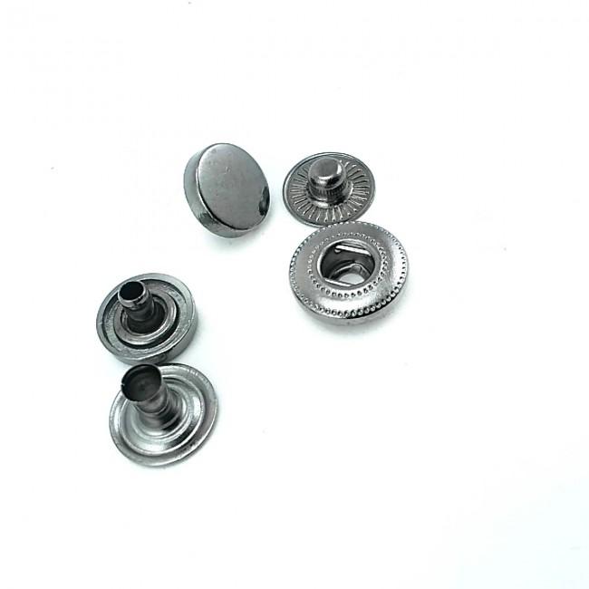 10 mm - 16 boy Metal çıt çıt düğme E 1990