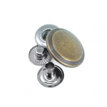 17 mm 27 size Snap button aesthetic button design E 219