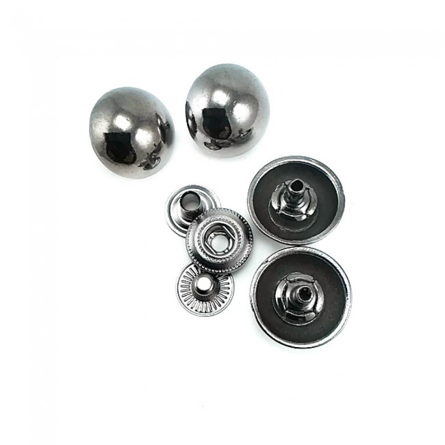 17 mm - 27 boy Metal çıt çıt düğme top düğme E 471