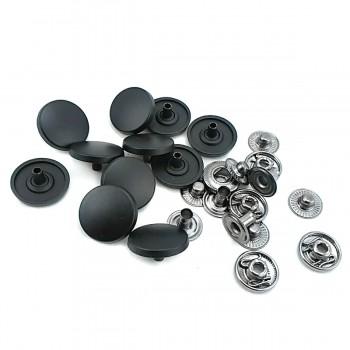 Metal snap button 16 mm - 26 size E 472